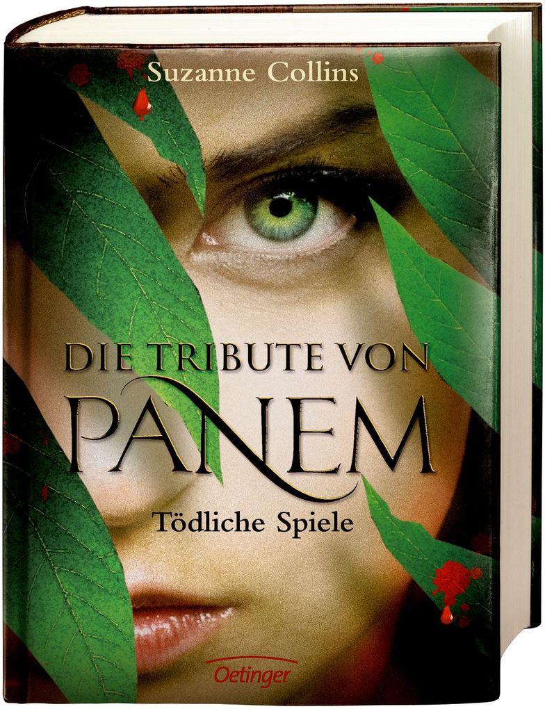 Die Tribute von Panem 1. Tödliche Spiele als Buch