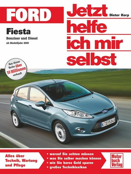 Ford Fiesta als Buch (gebunden)