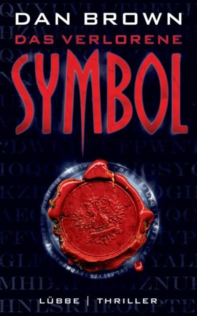Das verlorene Symbol als Buch