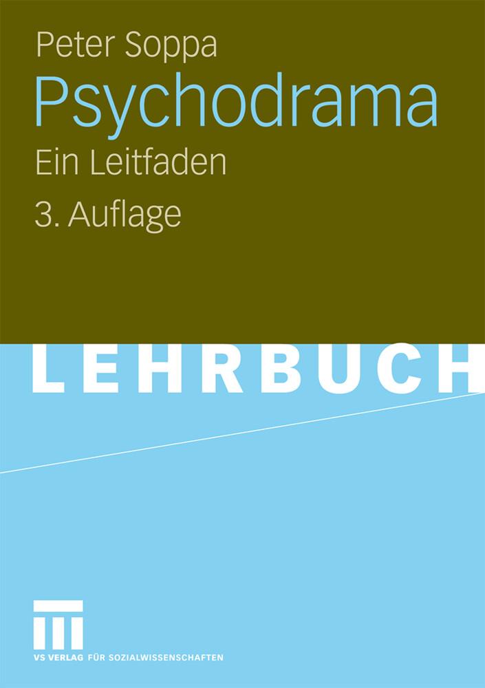 Psychodrama als Buch (kartoniert)