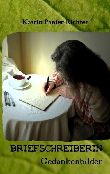 Briefschreiberin als Buch