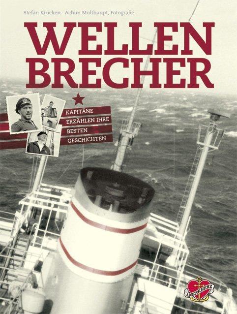 Wellenbrecher als Buch von Stefan Krücken
