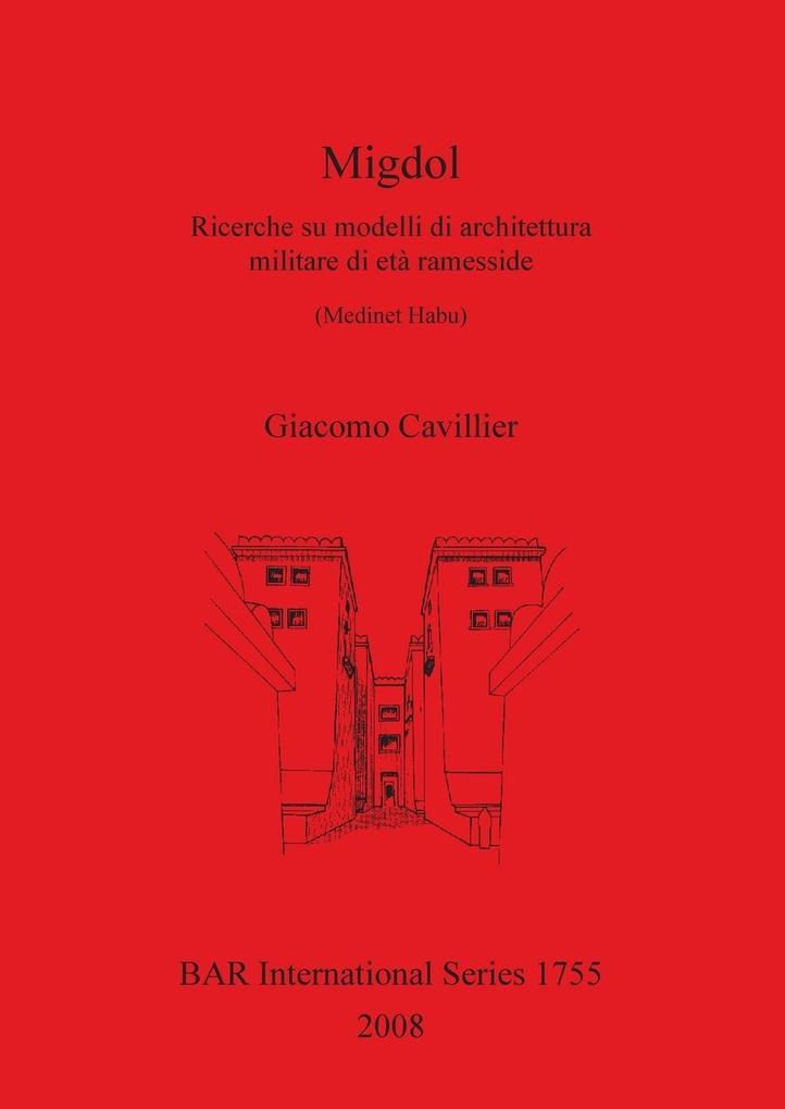 Migdol als Taschenbuch von Giacomo Cavillier