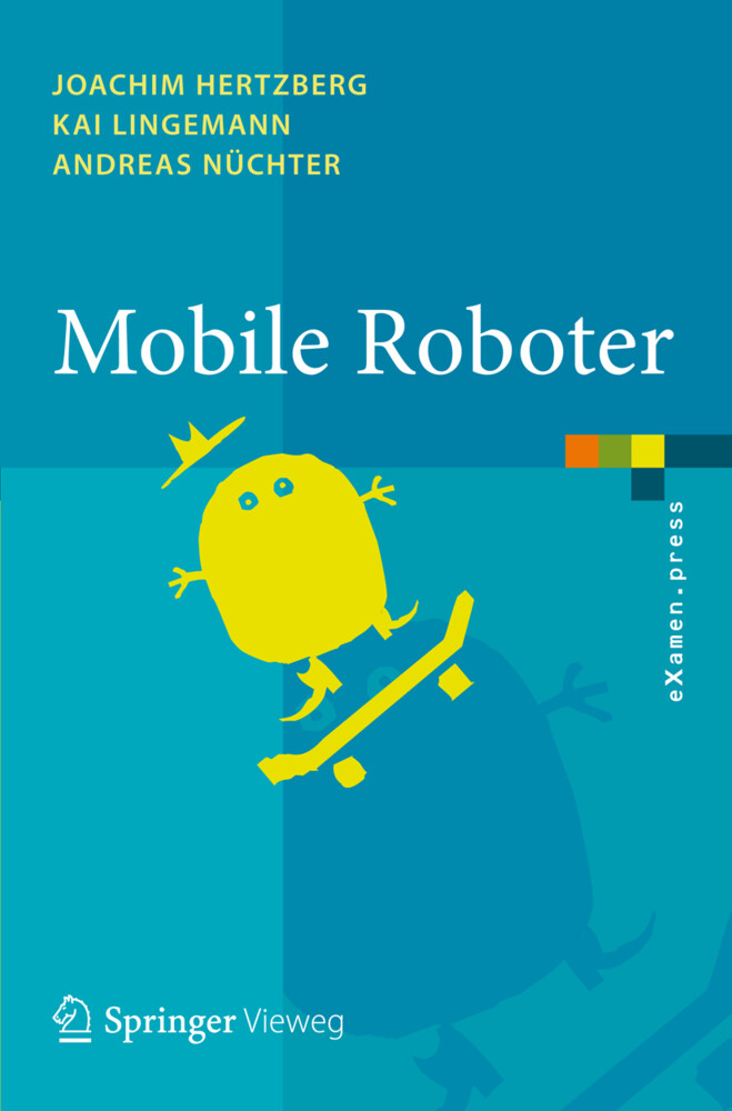 Mobile Roboter als Buch