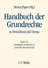 Handbuch der Grundrechte in Deutschland und Europa 6/2