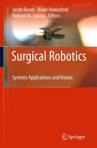 Surgical Robotics als Buch von