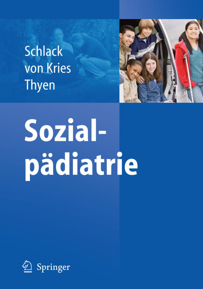Sozialpädiatrie als Buch (gebunden)