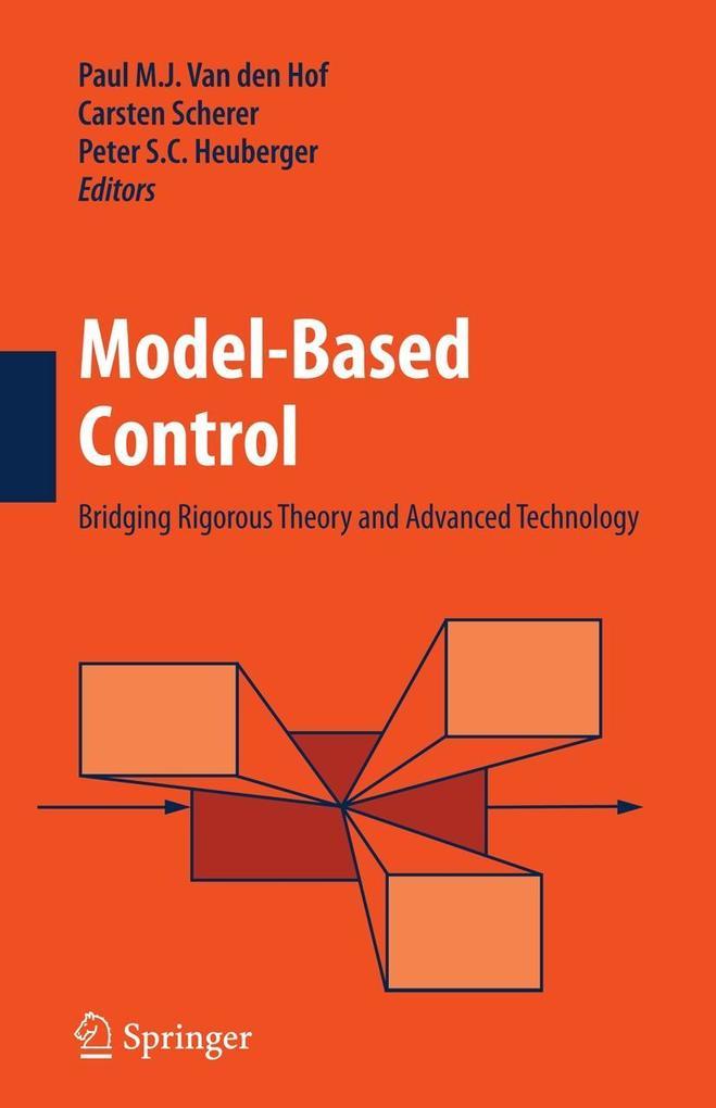 Model-Based Control als Buch von