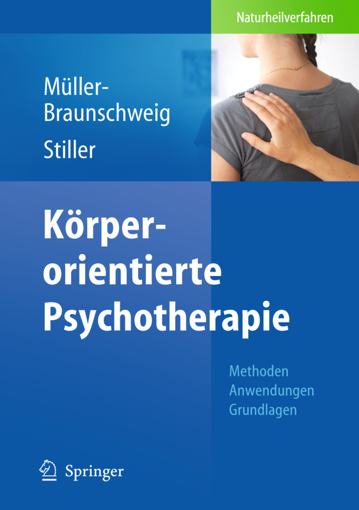 Körperorientierte Psychotherapie als Buch (gebunden)