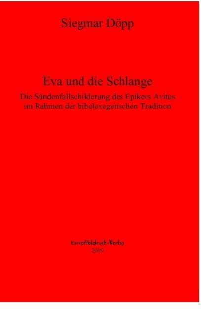 Eva und die Schlange als Buch