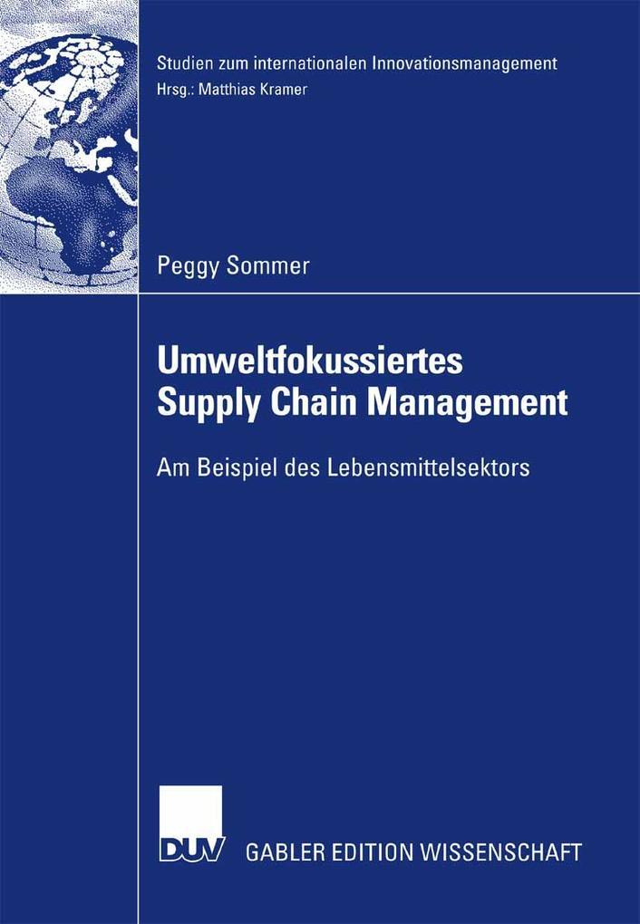 Umweltfokussiertes Supply Chain Management