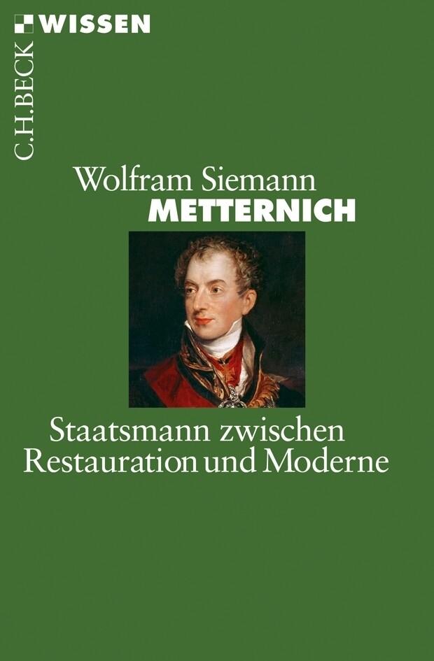 Metternich als Taschenbuch