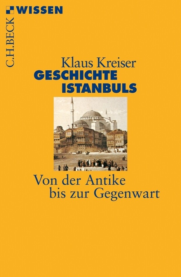 Geschichte Istanbuls als Taschenbuch