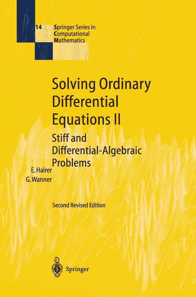 Solving Ordinary Differential Equations II als Buch