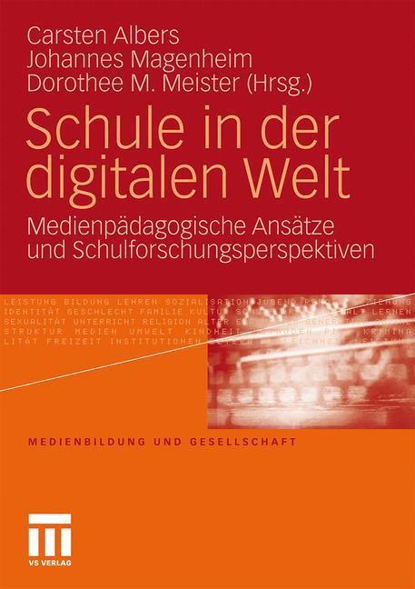 Schule in der digitalen Welt als Buch von