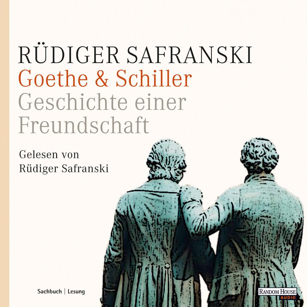 Goethe & Schiller als Hörbuch Download