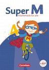Super M 4. Schuljahr. Schülerbuch mit Kartonbeilagen. Östliche Bundesländer und Berlin