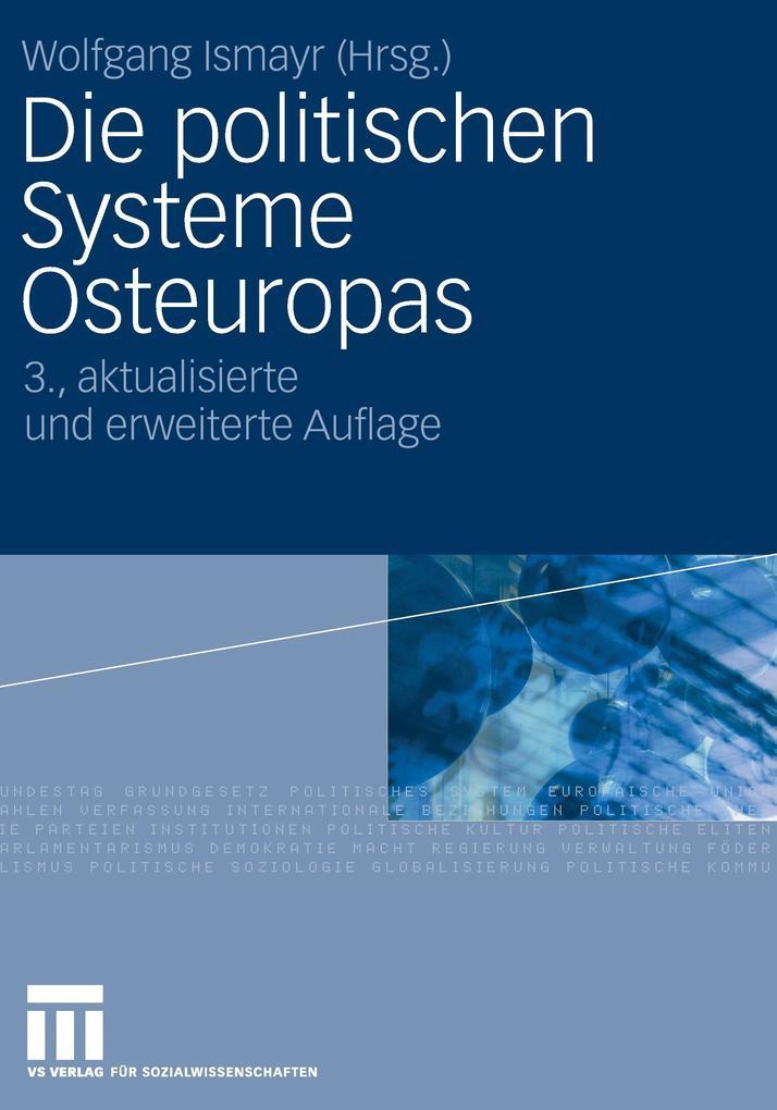 Die politischen Systeme Osteuropas als Buch