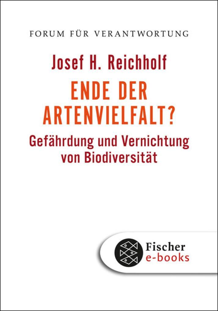 Ende der Artenvielfalt? als eBook epub