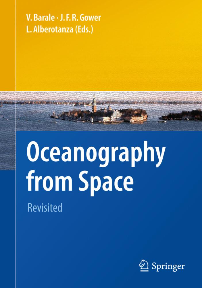 Oceanography from Space als Buch von