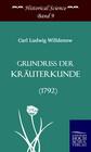 Grundriss der Kräuterkunde (1792)