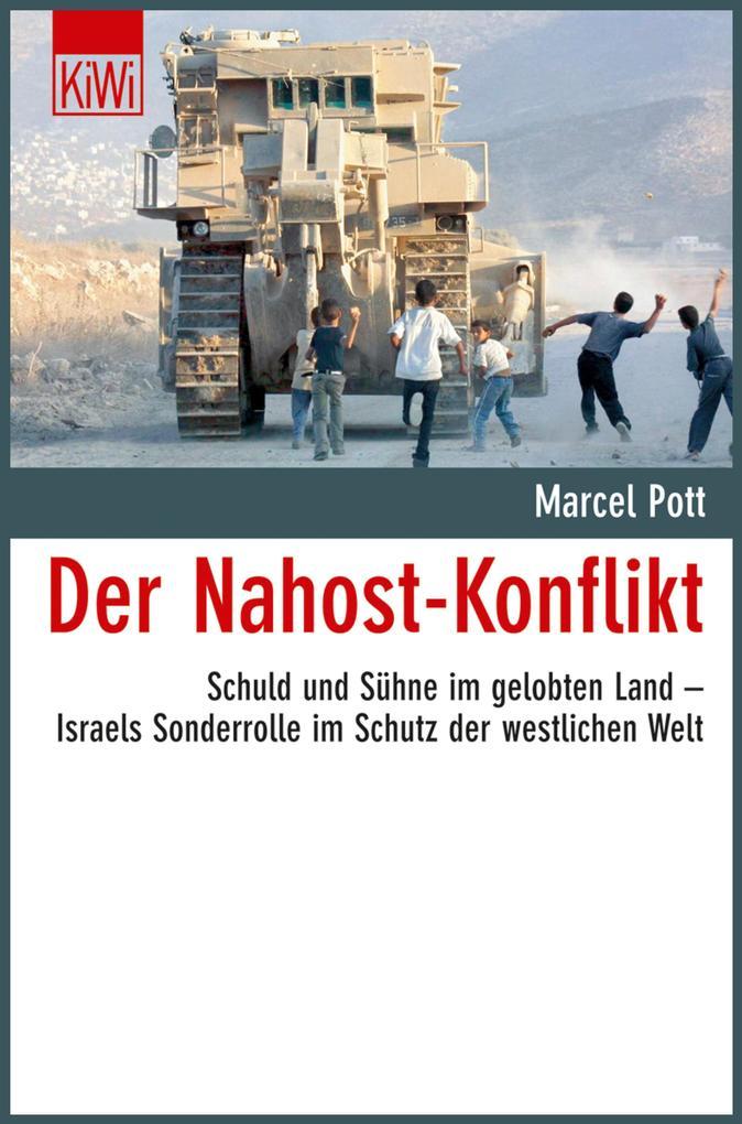 Der Nahost-Konflikt als eBook epub