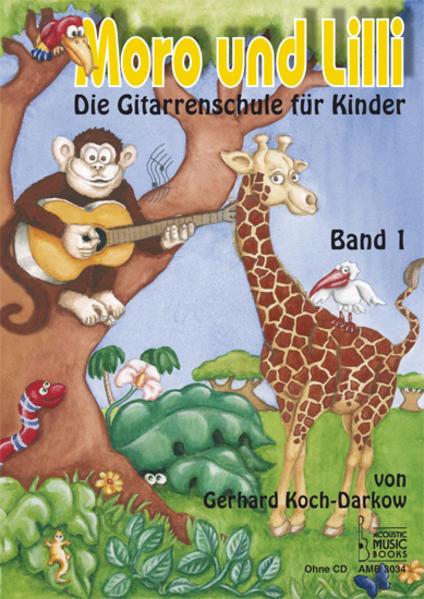 Moro und Lilli als Buch von Gerhard Koch-Darkow
