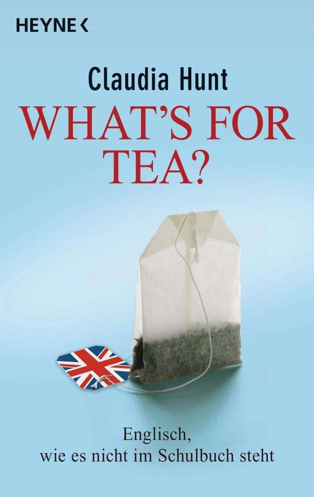 What's for tea? als eBook