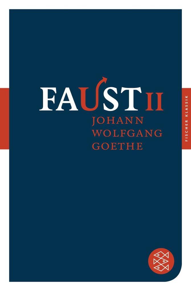 Faust II als Taschenbuch