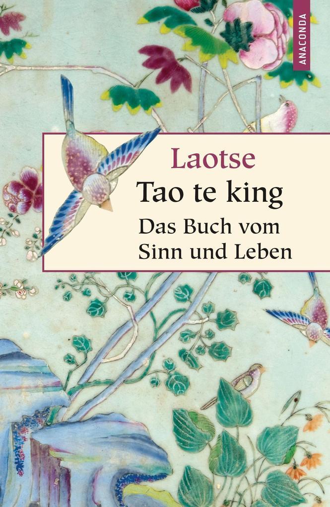 Tao te king als Buch