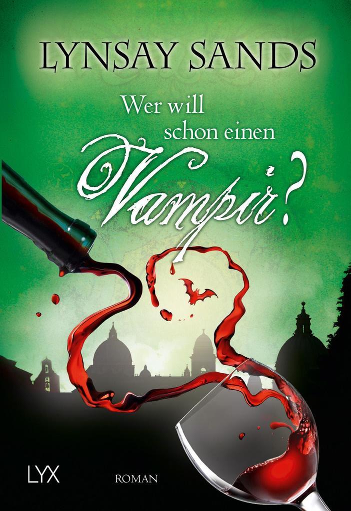 Wer will schon einen Vampir? als Buch