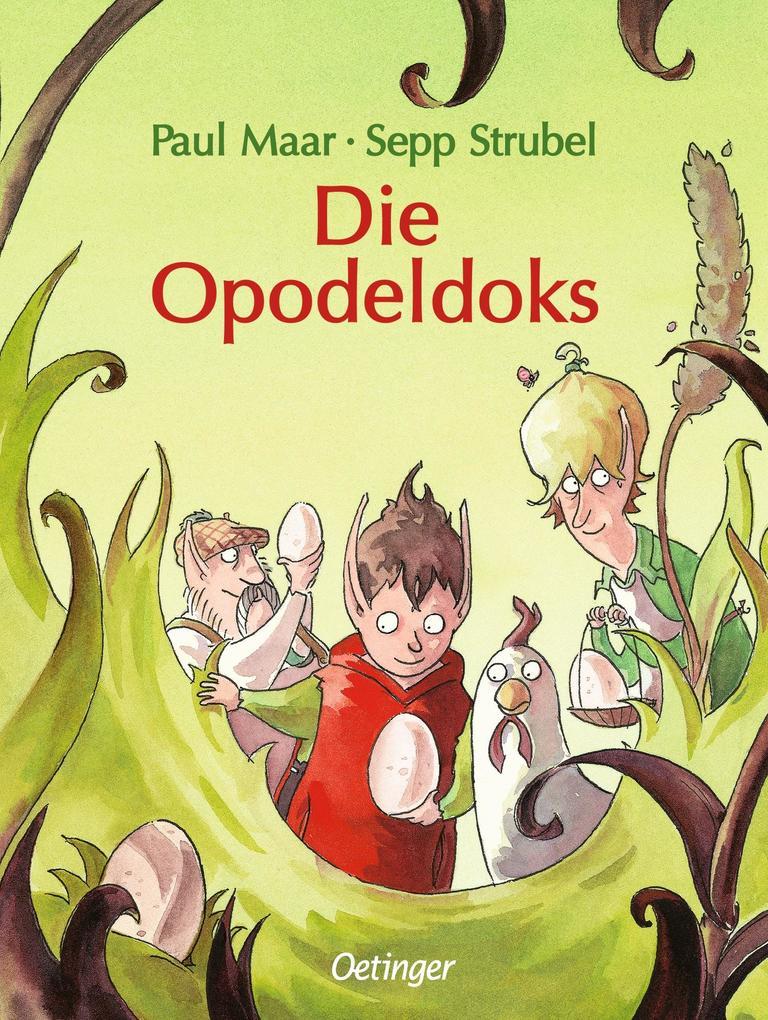 Die Opodeldoks als Buch