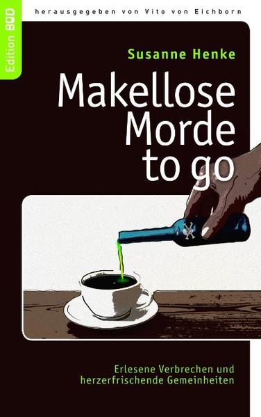 Makellose Morde to go als Buch