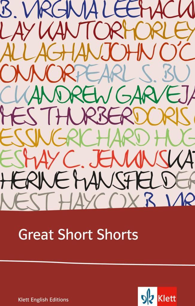 Great Short Shorts als Buch (kartoniert)
