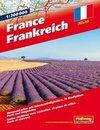 Frankreich Strassenatlas 1 : 200 000