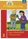 Pusteblume 2. Das Sprachbuch. Arbeitsheft. Schulausgangsschrift