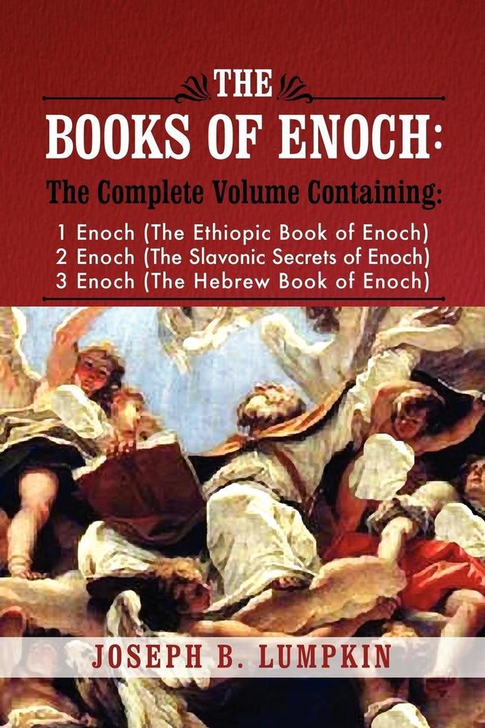 The Books of Enoch als Buch (kartoniert)