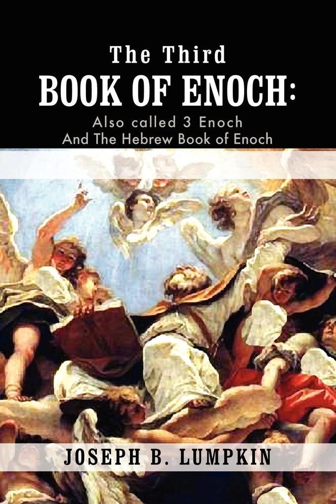 The Third Book of Enoch als Taschenbuch