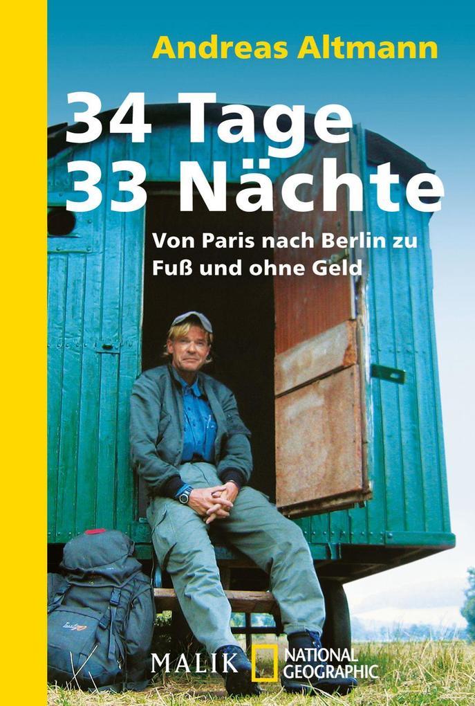 34 Tage - 33 Nächte als Taschenbuch