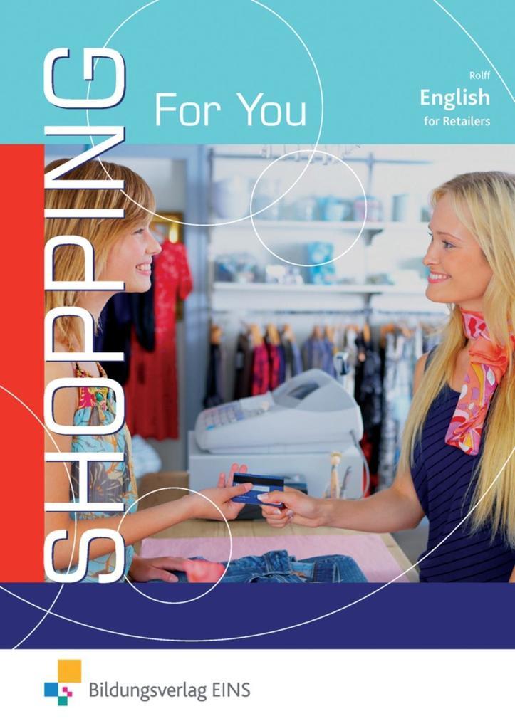 Shopping For You als Buch von Bernd Rolff
