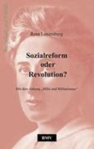 Sozialreform oder Revolution? als Buch