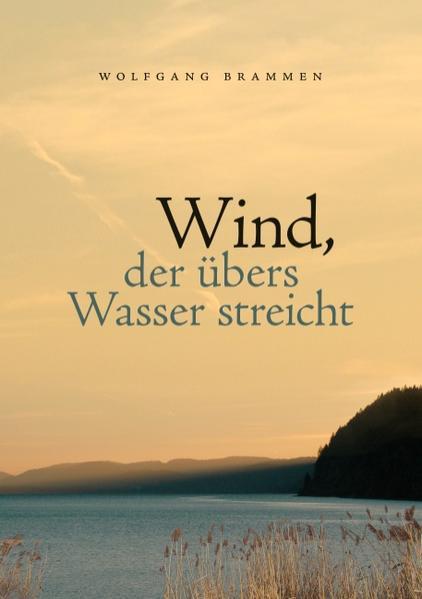 Wind, der übers Wasser streicht als Buch