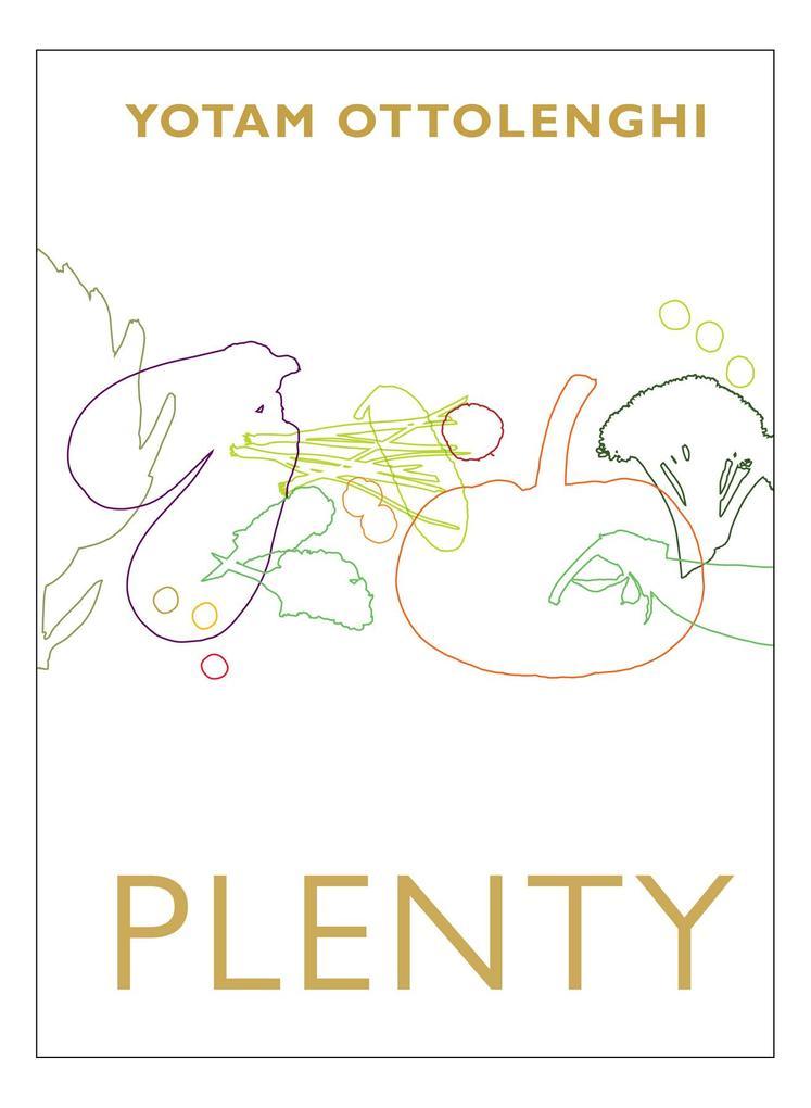 Plenty als Buch von Yotam Ottolenghi