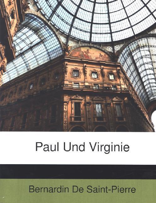 Paul Und Virginie als Taschenbuch
