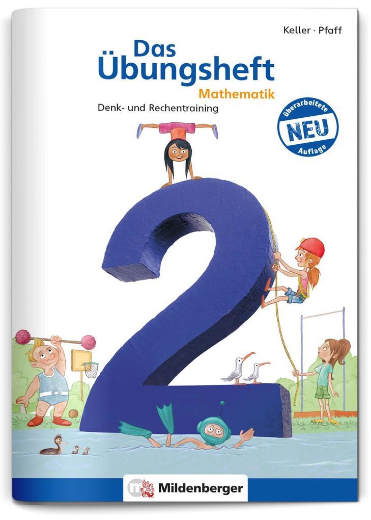 Das Übungsheft Mathematik 2 als Buch