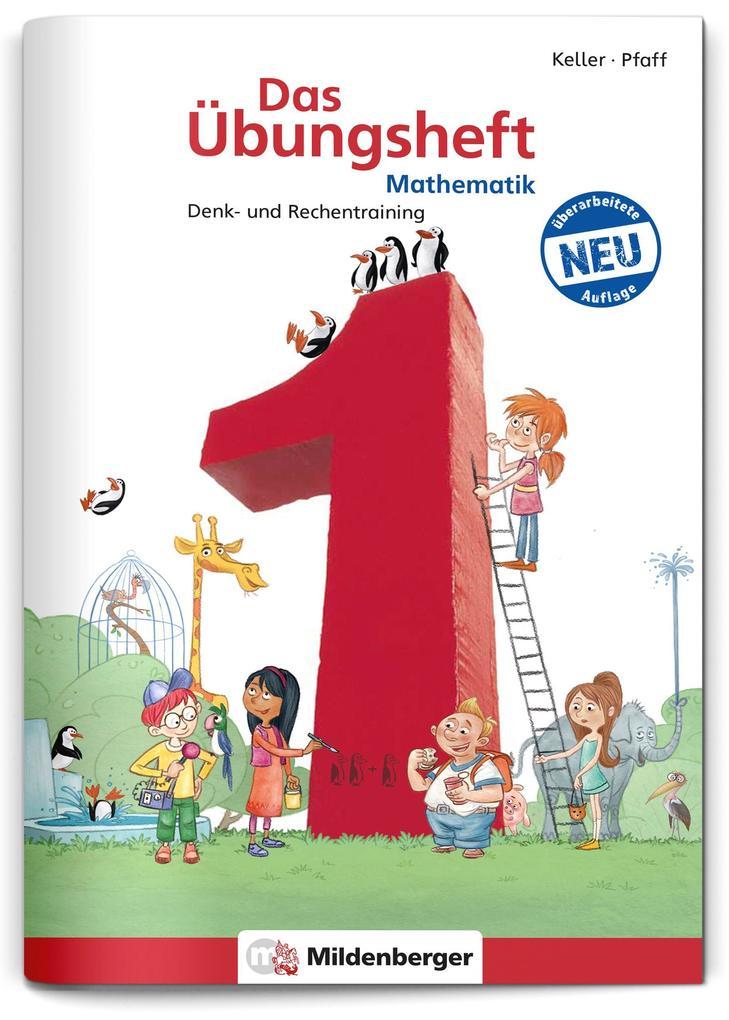Das Übungsheft Mathematik 1 als Buch