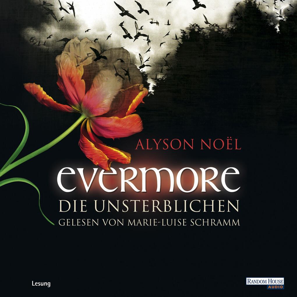 Evermore - Die Unsterblichen als Hörbuch Download