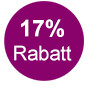 17% Rabatt