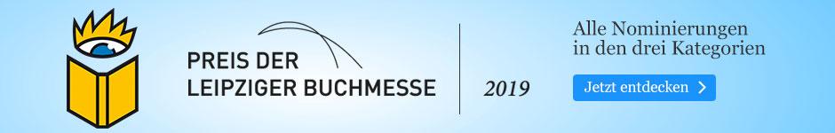 Nominierungen zum Preis der Leipziger Buchmesse