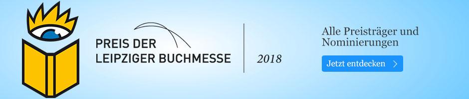 Der Preis der Leipziger Buchmesse 2018 bei eBook.de